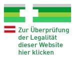 Logo zur Überprüfung der Legalität von Apotheken