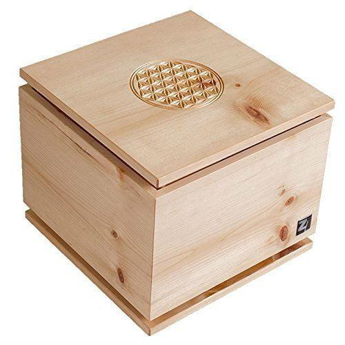 Bild zeigt Zirbenluefter Cube