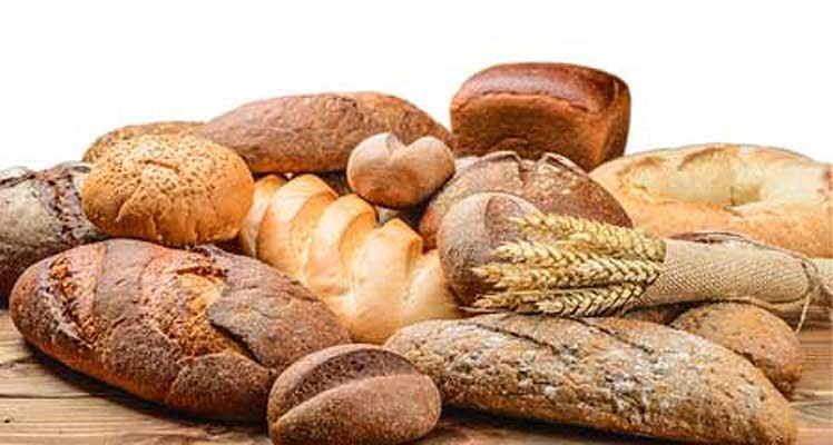 Bild zeigt frisches Brot