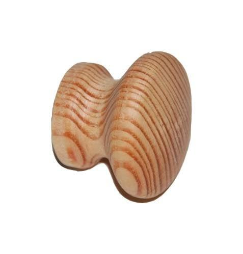 Bild zeigt Holzknopf