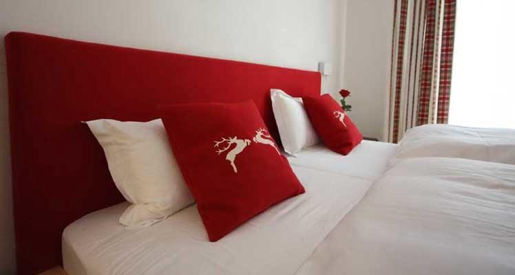 Bild zeigt Schlafzimmer