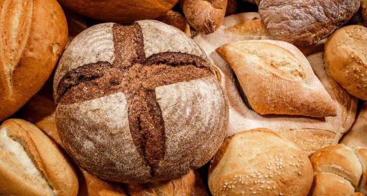 Bild zeigt Brotsorten
