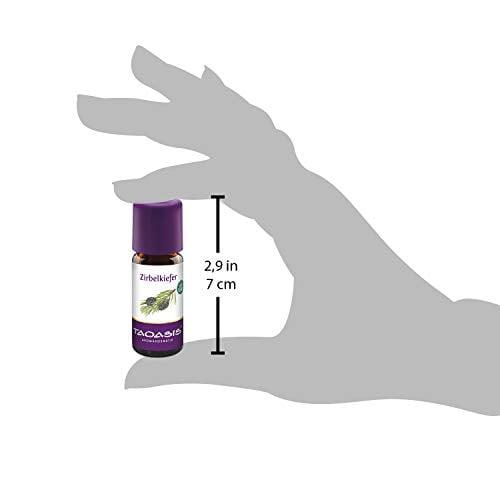 TAOASIS Zirbenöl Bio, 100% naturreines ätherisches Zirbe Öl aus Österreich - 4