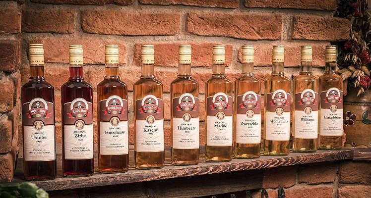 Bild zeigt Flaschen