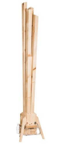 ZirbenLüfter ® CLASSIC für 60 m2, natürlicher Luftbefeuchter und Luftreiniger - 1