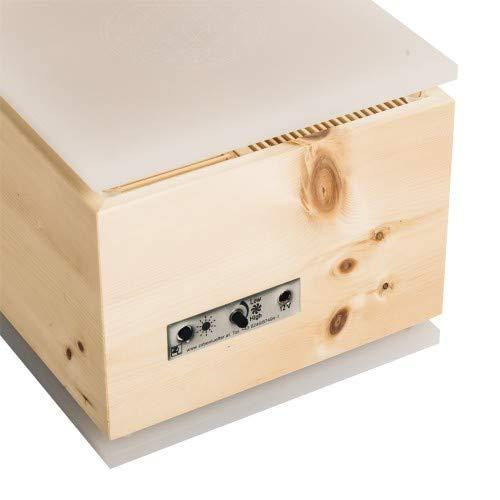 ZirbenLüfter ® Cube für 40 m2 - 2