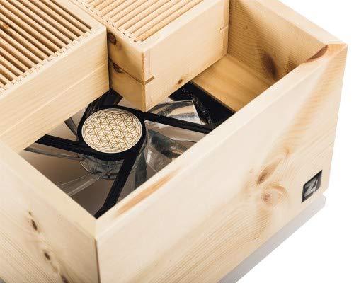 ZirbenLüfter ® Cube für 40 m2 - 3