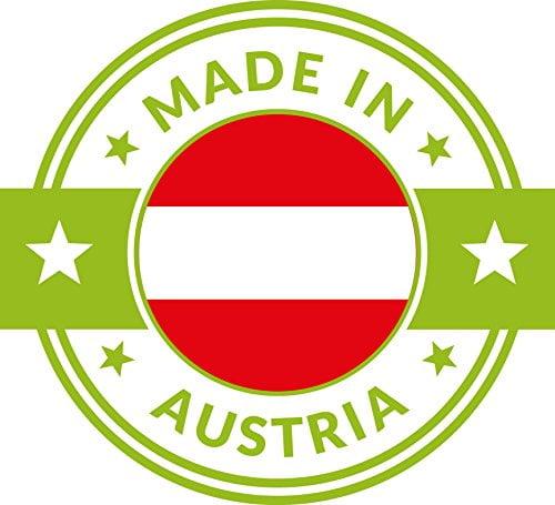 4betterdays.com NATURlich leben! Hochwertige Brotdose aus massivem Zirbenholz - Brotkasten mit aufklappbarem Deckel 42x26x16 cm (LxBxH) - plastikfrei & nachhaltig - Handarbeit aus - 8