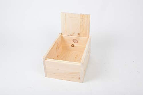 Tiroler Zirbenkissen Zirbenbrotbox 35 cm x 24 cm x 15 cm - 3